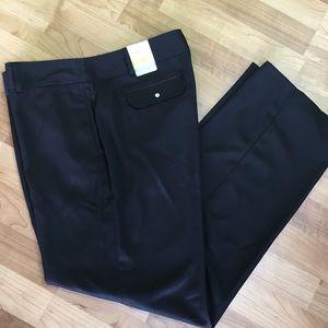 IZOD xFG microfiber golf pants, sun control, spf